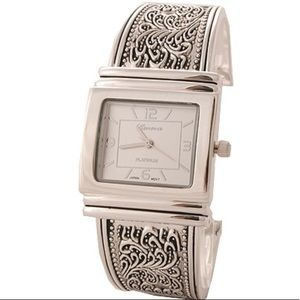 Geneva Platinum vintage watch very beautiful!
